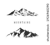 monochrome illustrations with a ...   Shutterstock .eps vector #1926960290