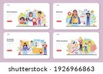 personnel screening web banner...   Shutterstock .eps vector #1926966863