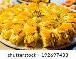 pastry cakes | Shutterstock . vector #192697433