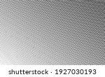 halftone dot. fade gradient.... | Shutterstock .eps vector #1927030193
