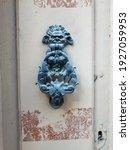 Small photo of Unique door knockers in Rabat Malta