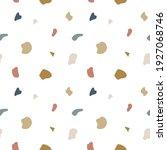 terrazzo flooring seamless...   Shutterstock .eps vector #1927068746