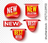 new collection  best choice and ... | Shutterstock .eps vector #1927113953