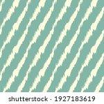 diagonal ikat stripes.... | Shutterstock .eps vector #1927183619