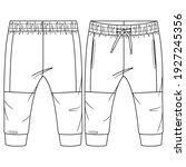 baby boys cut and sew fleece...   Shutterstock .eps vector #1927245356