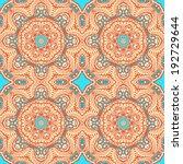 beautiful orange abstract round ...   Shutterstock .eps vector #192729644