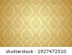 thai art and asian style luxury ... | Shutterstock .eps vector #1927472510