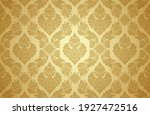 thai art and asian style luxury ... | Shutterstock .eps vector #1927472516
