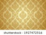 thai art and asian style luxury ... | Shutterstock .eps vector #1927472516