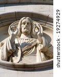 jesus christ  high relief ... | Shutterstock . vector #19274929