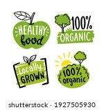 organic labels. fresh eco...   Shutterstock .eps vector #1927505930