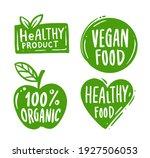 organic labels. fresh eco...   Shutterstock .eps vector #1927506053