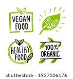 organic labels. fresh eco...   Shutterstock .eps vector #1927506176