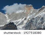 Image Of Kedarnath Peak ...