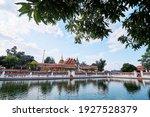 Buddhist Wat Phra That Luang...