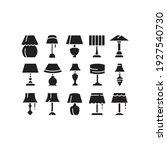 night lamp icon vector. night...   Shutterstock .eps vector #1927540730