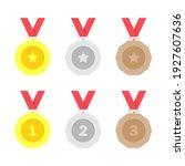 medal set  great design for any ...