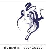 vector handmade fashion digital ... | Shutterstock .eps vector #1927631186