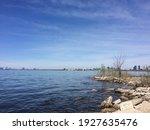 View Of Etobicoke Waterfront...