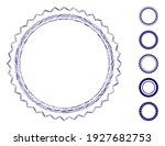 line mosaic based on rosette... | Shutterstock .eps vector #1927682753