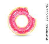 Inflatable Ring Looking Like...