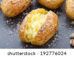 jacket potato | Shutterstock . vector #192776024