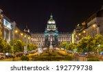 View Of Czech National Museum...