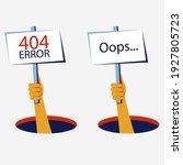 oops ... 404 error website...