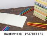 Colorful Colored Pencils  Books ...