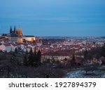 Evening View Of Illuminated St. ...