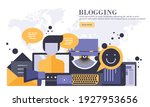 write your story business... | Shutterstock .eps vector #1927953656