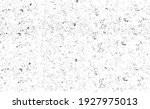 grunge black lines and dots on... | Shutterstock .eps vector #1927975013