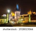 Prague  Czech Republic January...