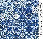 Portuguese Vintage Azulejo...