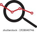 analysis icon on white...   Shutterstock .eps vector #1928040746