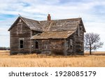 Neglected House Countryside...