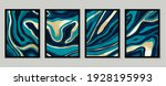luxury gold wallpaper.  black... | Shutterstock .eps vector #1928195993