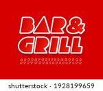 vector modern banner bar and... | Shutterstock .eps vector #1928199659