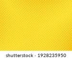 pop art pattern. halftone comic ... | Shutterstock .eps vector #1928235950