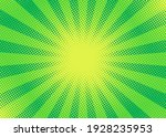 pop art halftone background....   Shutterstock .eps vector #1928235953