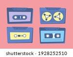Vintage Retro Audio Cassette...