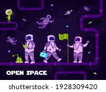 colorful background design with ... | Shutterstock .eps vector #1928309420