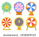 trendy colorful wheels of... | Shutterstock .eps vector #1928309519