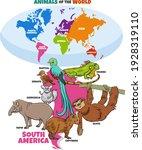 educational cartoon... | Shutterstock .eps vector #1928319110