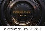 ramadan kareem. black paper... | Shutterstock .eps vector #1928327033