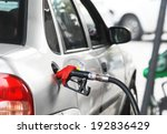 to fill car with fuel | Shutterstock . vector #192836429