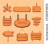wood board vector. illustration ...   Shutterstock .eps vector #1928395853