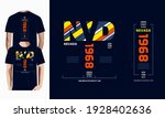 nevada typography slogan design ... | Shutterstock .eps vector #1928402636