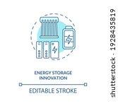 energy storage innovation...   Shutterstock .eps vector #1928435819