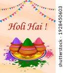vector illustration of india... | Shutterstock .eps vector #1928450603